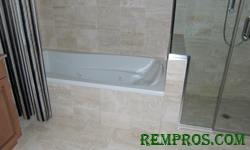 bathroom remodeling, bathtub