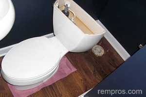 replacing-toilet