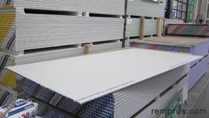 Drywall Sheet Sizes Gypsum Boards Dimensions