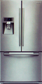 french door bottom freezer refrigerator dimensions